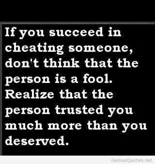 Cheaters Quotes Images: Facebook Cheating Quotes. QuotesGram