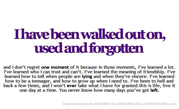 Forgotten Friend Quotes. QuotesGram