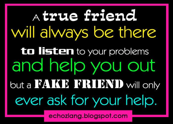 True Friends Quotes Tagalog. QuotesGram