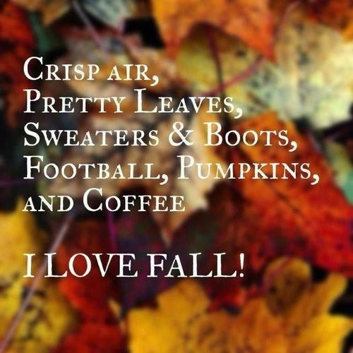 Good Morning Fall Quotes. QuotesGram
