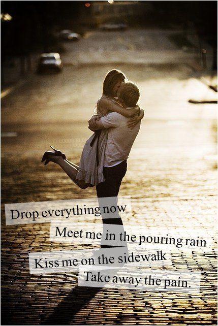Pouring Rain Quotes Relationship. QuotesGram