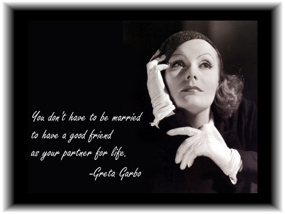 Greta Garbo Quotes Bir...