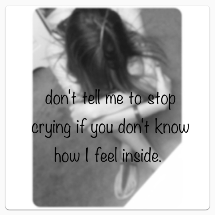 Sad Quotes About Depression: Funny Quotes About Being Depressed. QuotesGram