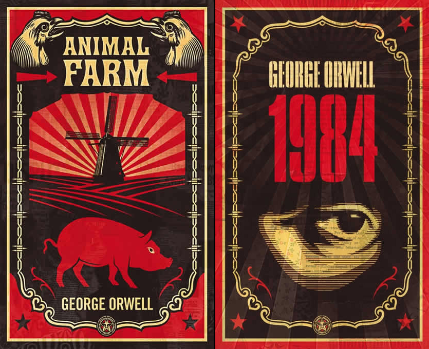 animal farm a world famous classic of