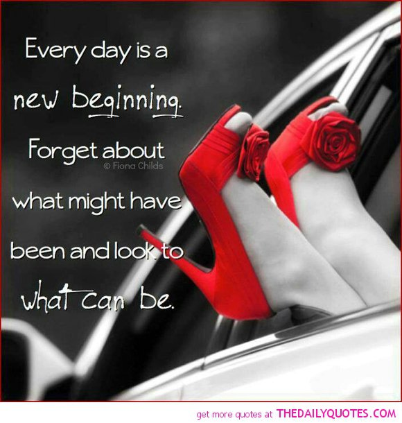 Love Finds You Quote: New Beginning Quotes And Sayings. QuotesGram