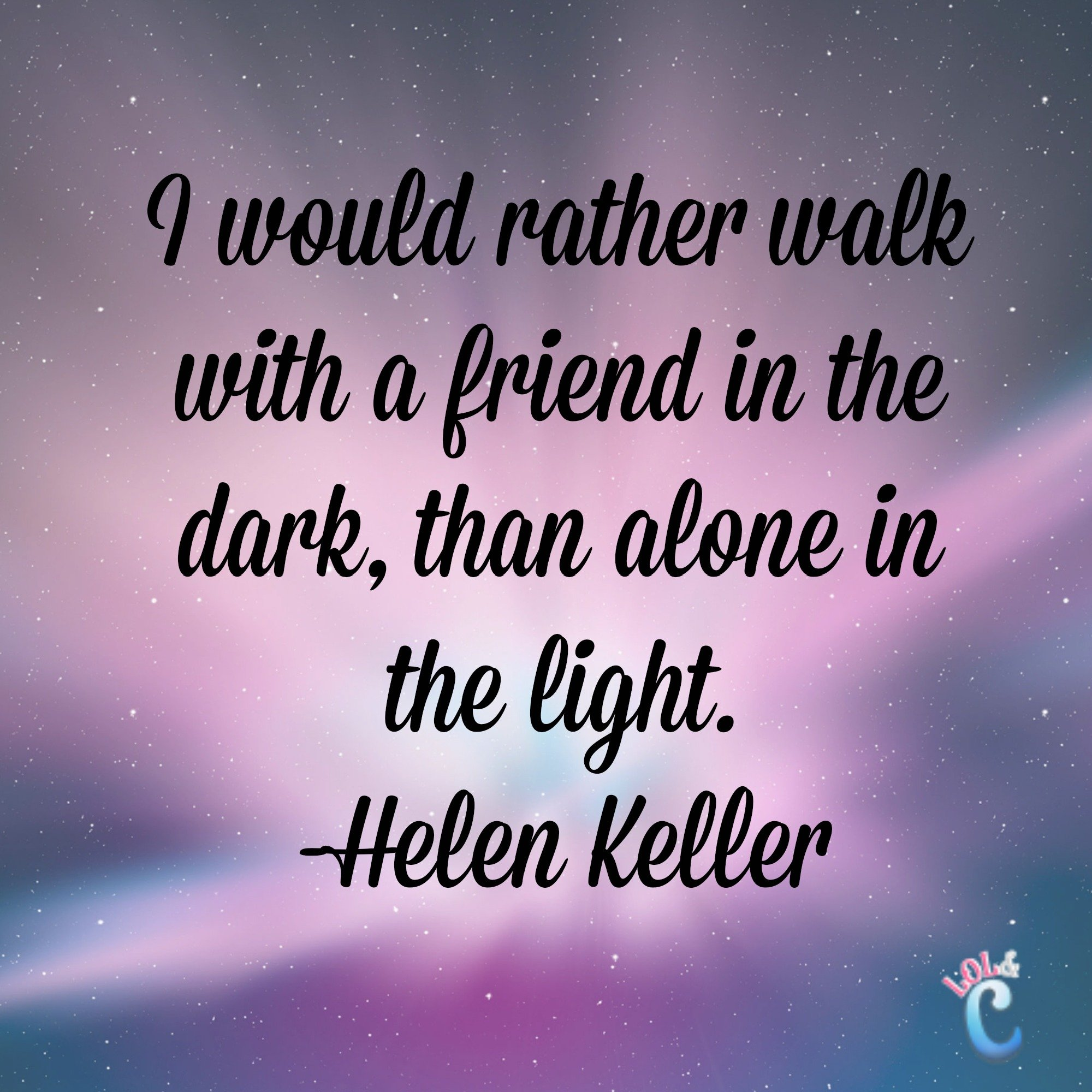 Funny Inspirational Quotes About Friendship: Helen Keller Quotes. QuotesGram