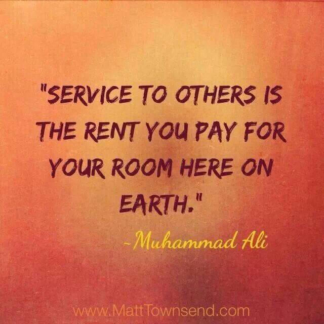 Famous Quotes About Service Others. QuotesGram