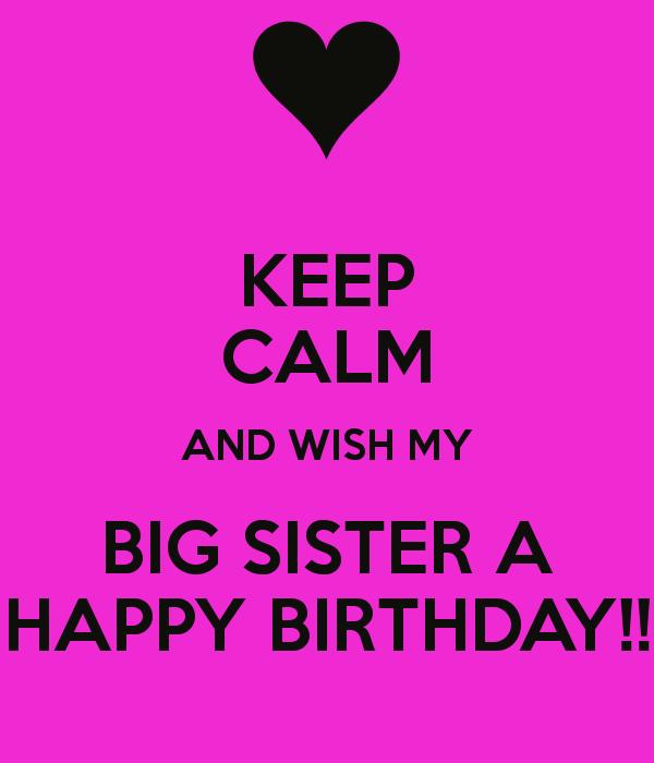 Big Sister Birthday Quotes. QuotesGram
