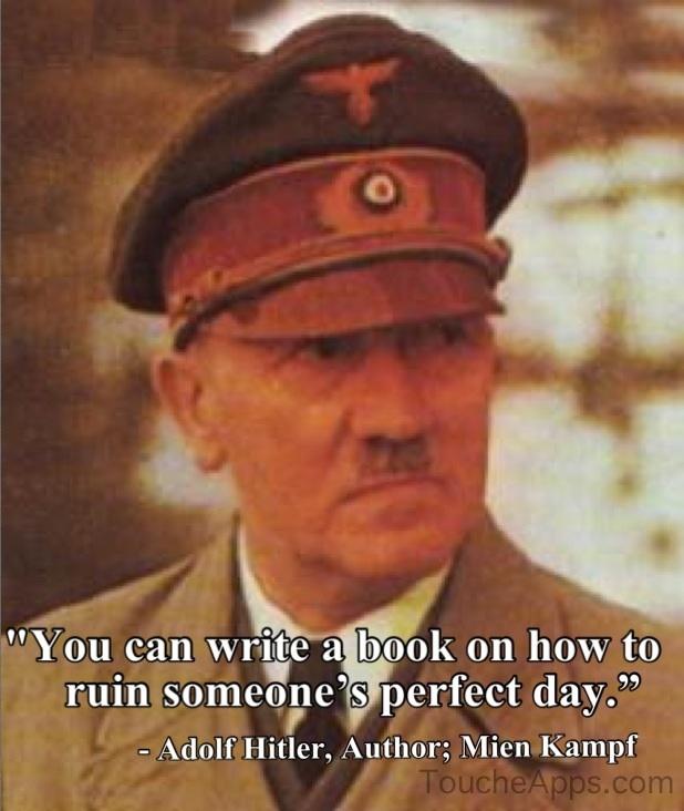 Fake Hitler Quotes. QuotesGram