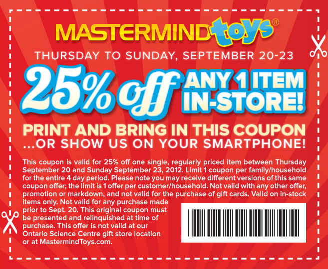mastermind toys coupon june