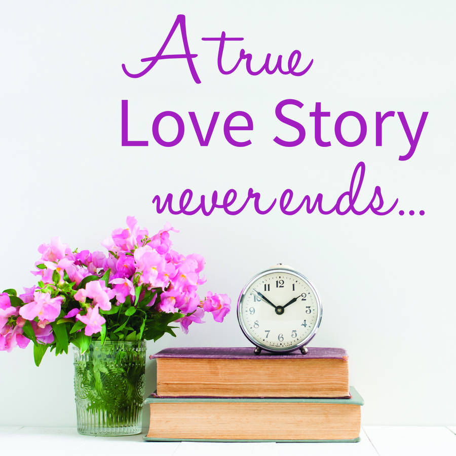 quotes true love never ends quotesgram