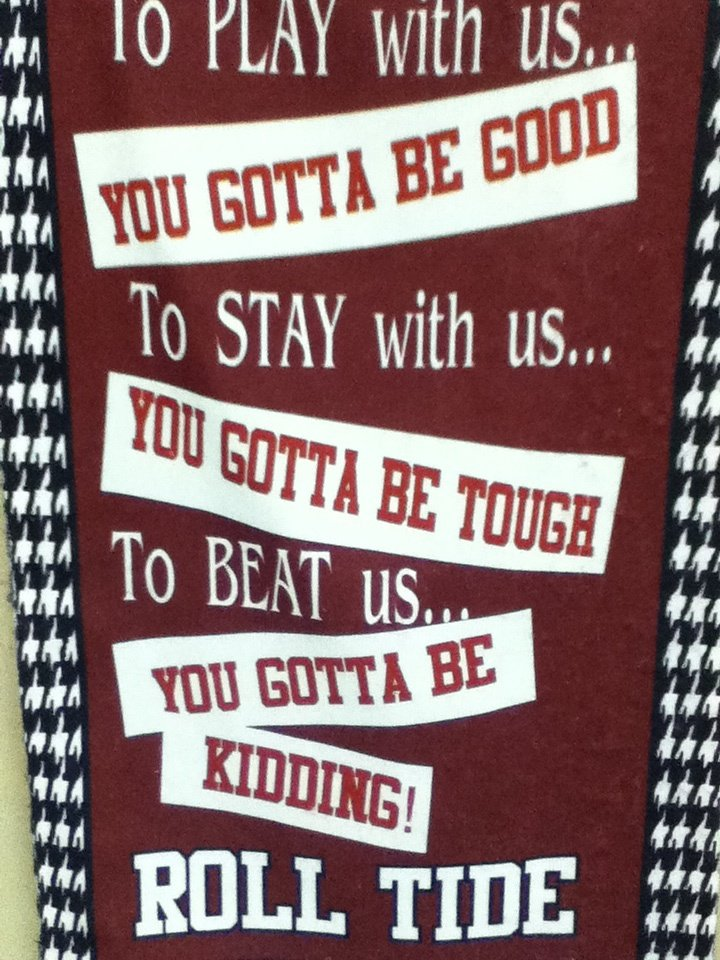 Roll Tide Funny Quotes Quotesgram