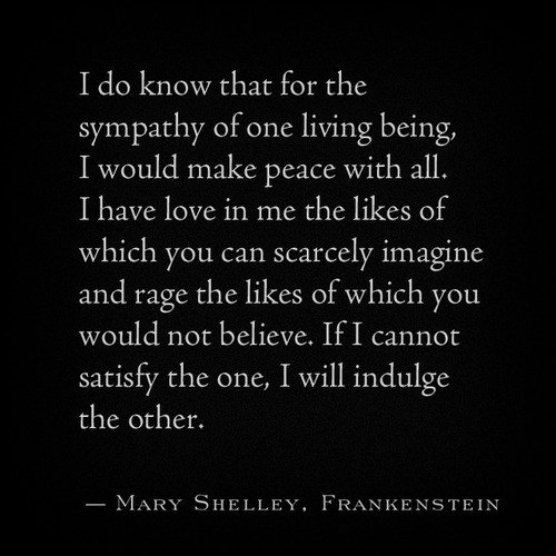 Frankenstein Creature Quotes: Memorable Frankenstein Quotes. QuotesGram