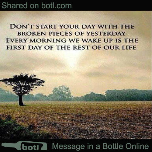 Inspirational Day Quotes: New Day New Beginning Quotes. QuotesGram