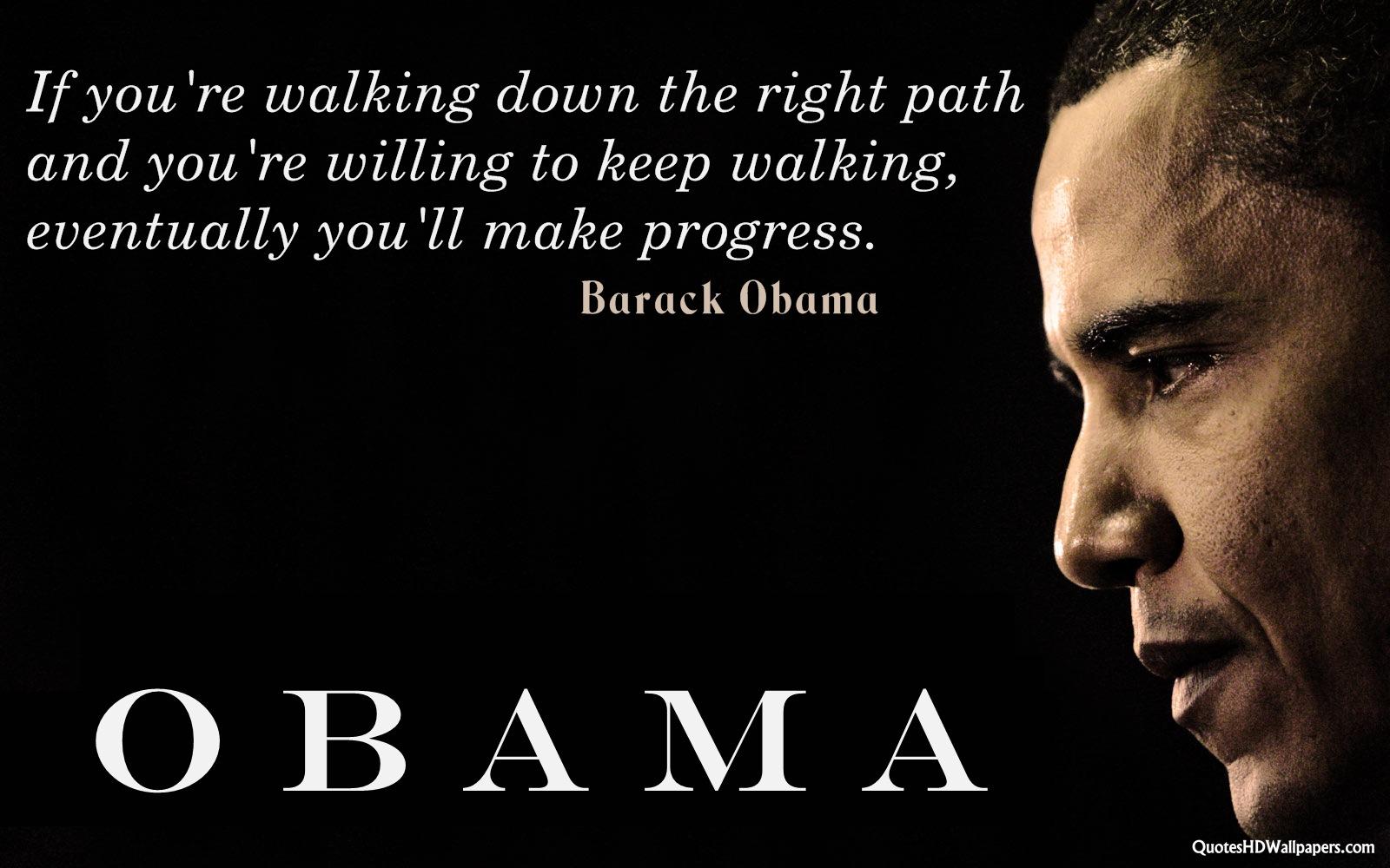 President Barack Obama Inspirational Quotes. QuotesGram