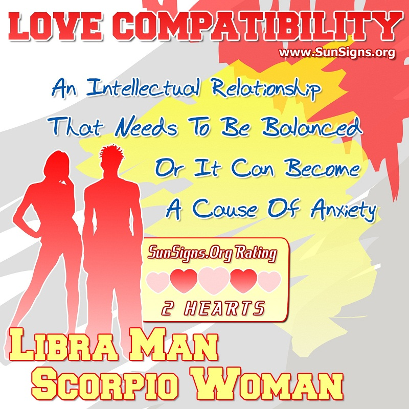 gemini man and scorpio woman in love relationship