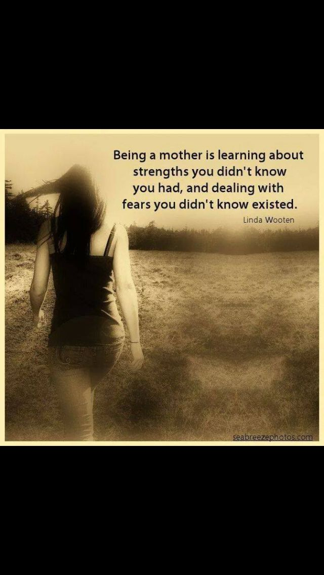 Inspirational quotes about being a mom quotesgram for Inspirational quotes single mothers
