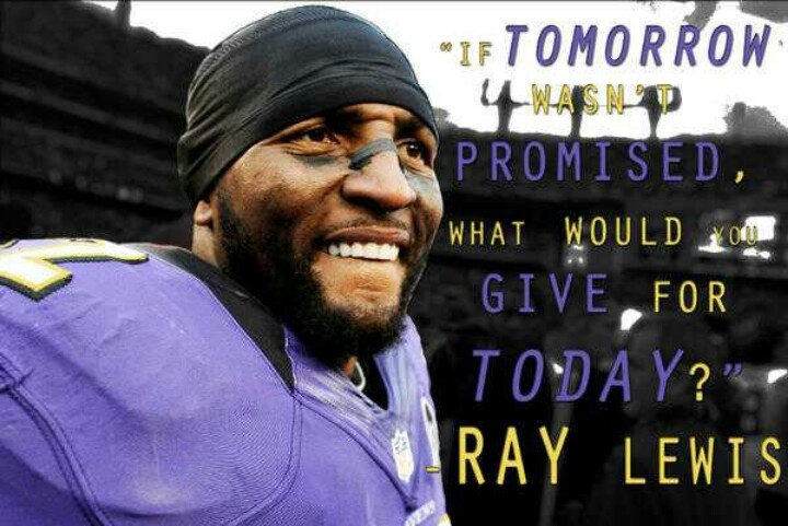 Famous Quotes From Ray Lewis Quotesgram: Ray Lewis Inspirational Quotes. QuotesGram