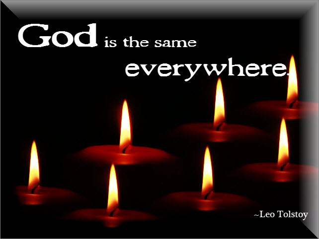 God Is Everywhere Quotes. QuotesGram