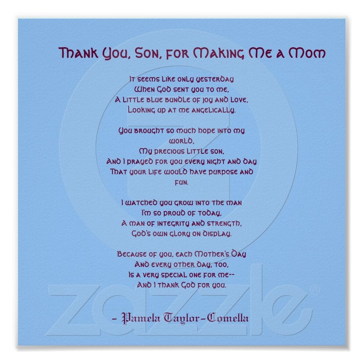 Thankful Parent Quotes: My Son Quotes Thankful For. QuotesGram