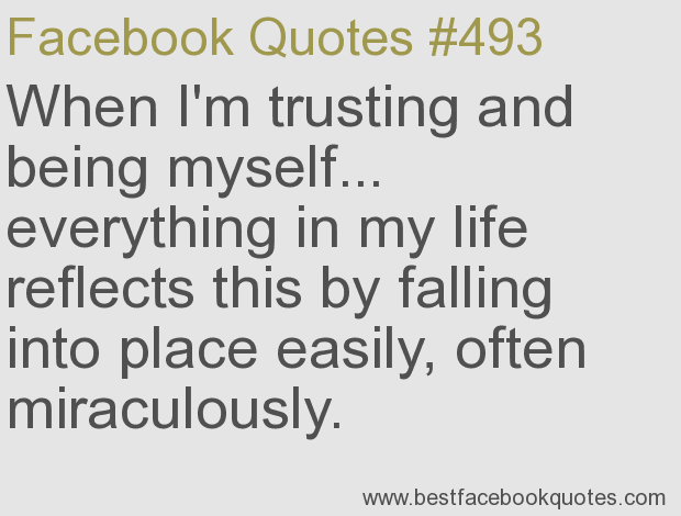 My Life Is Falling Into Place Quotes. QuotesGram