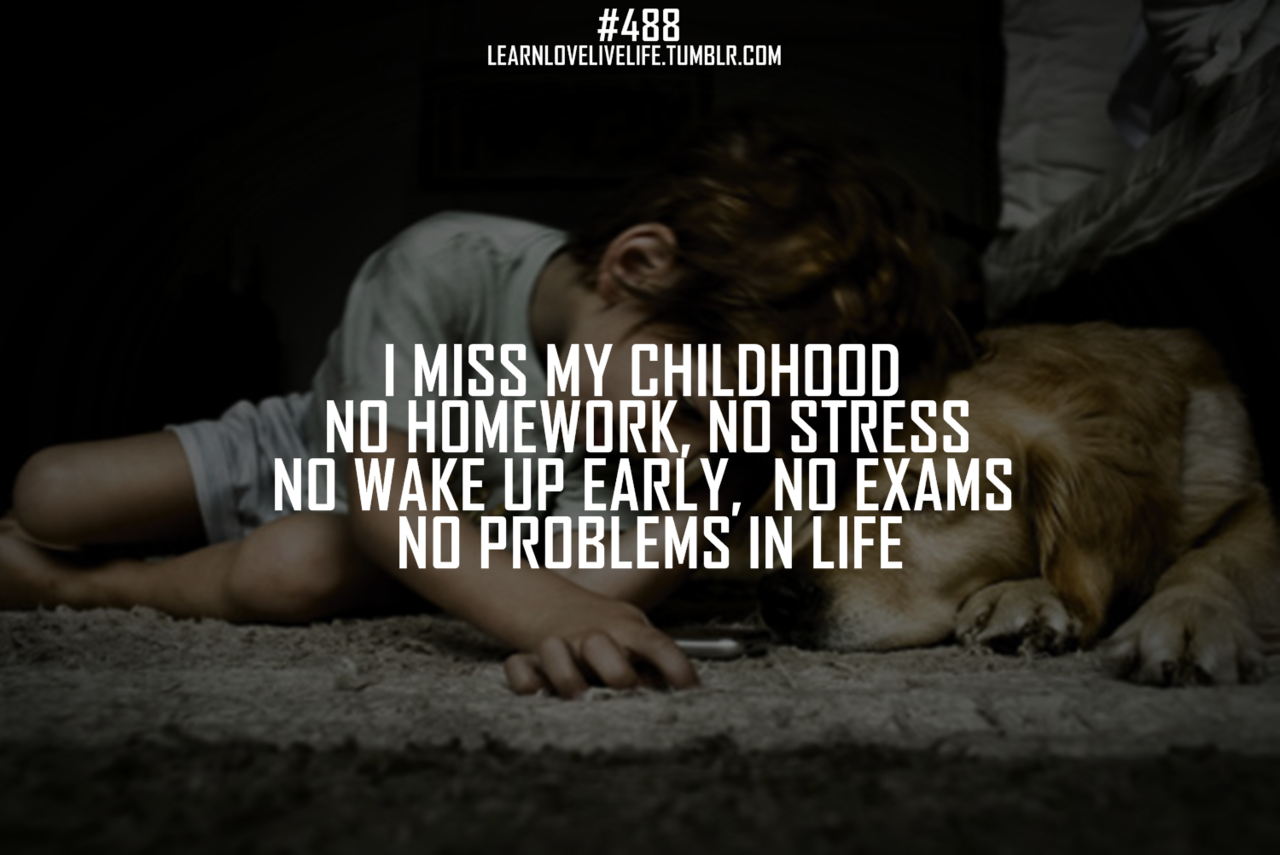 Quotes About Childhood Memories Quotesgram