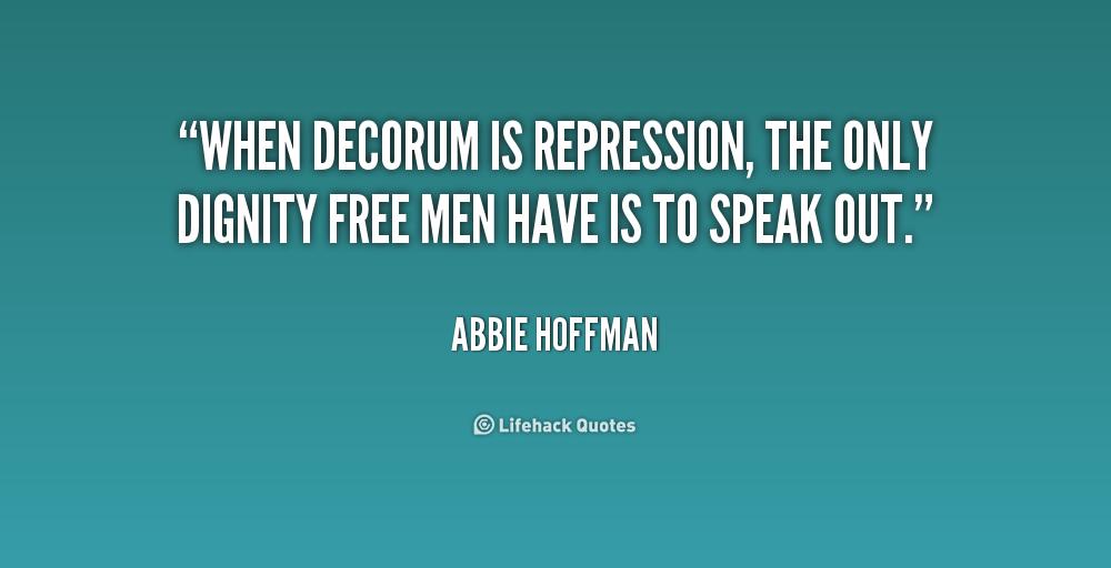 Human Dignity Quotes Quotesgram