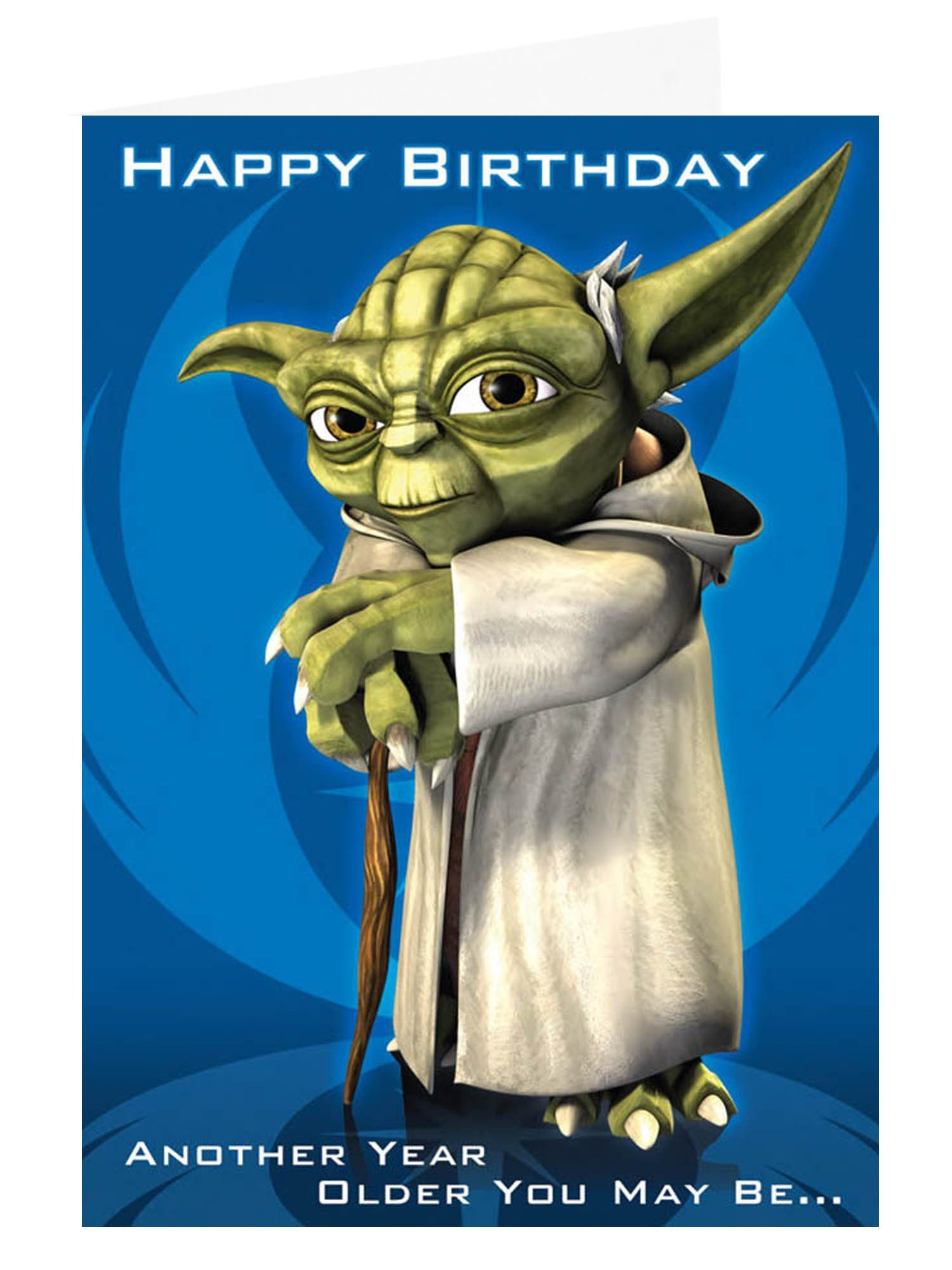 Star Wars Birthday Memes | WishesGreeting |Happy Birthday Star Wars Funny Quote