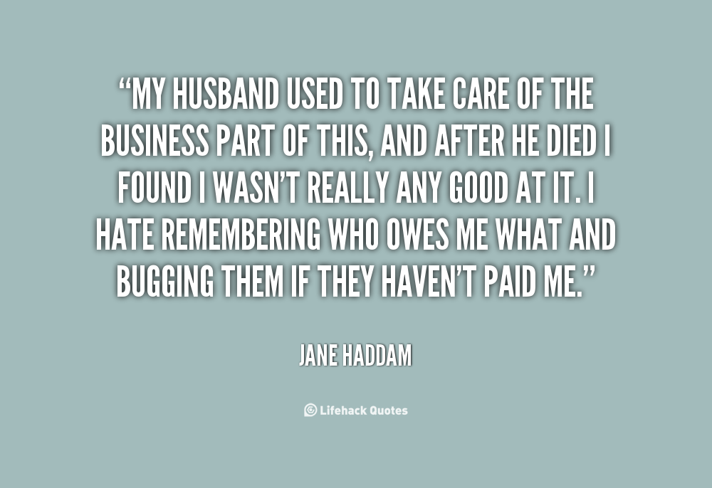 Take Care Of Your Man Quotes. QuotesGram
