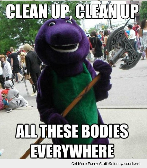 Funny Quotes About Cleaning Up. QuotesGram