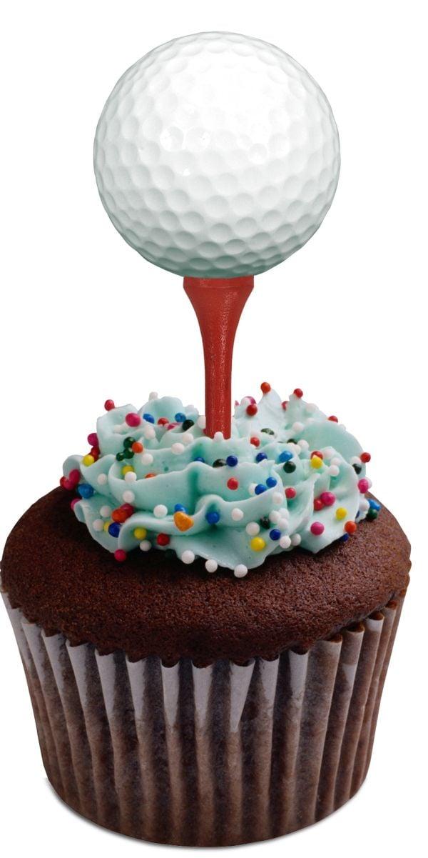 Happy Birthday Ball Cake