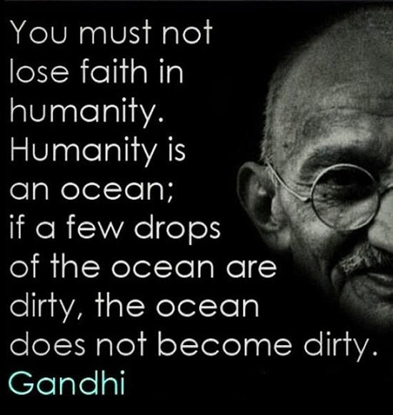 loss humanity