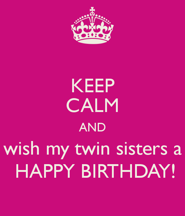 Happy 64 Birthday Quotes: Birthday Quotes For Twins. QuotesGram