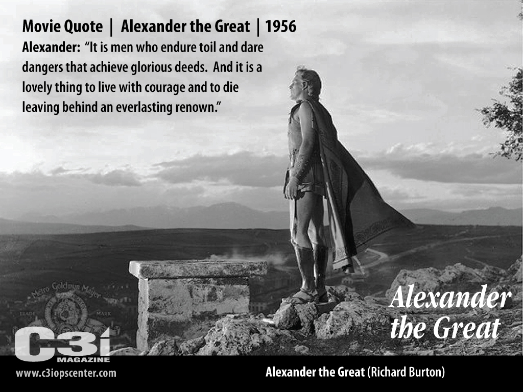 a look at the life and leadership of alexander the great An eyewitness account of the death of alexander the great everyday life in ancient of the persian leader darius iii in 330 bc, alexander continued his march.