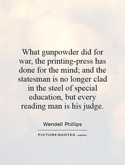 Quotes About The Printing Press Quotesgram