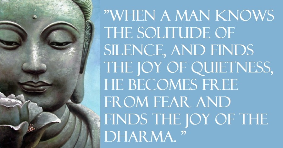 Silence Buddha Quotes. QuotesGram