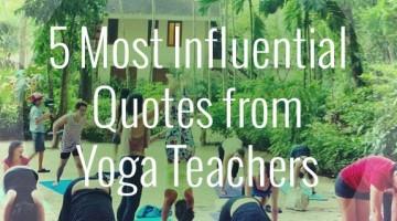 yoga teacher quotes quotesgram