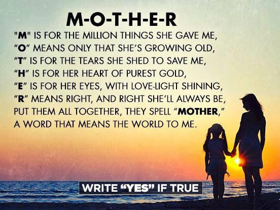 Mother Interpretation