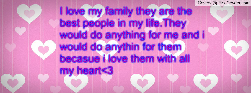 My Family Is My Life Quotes. QuotesGram