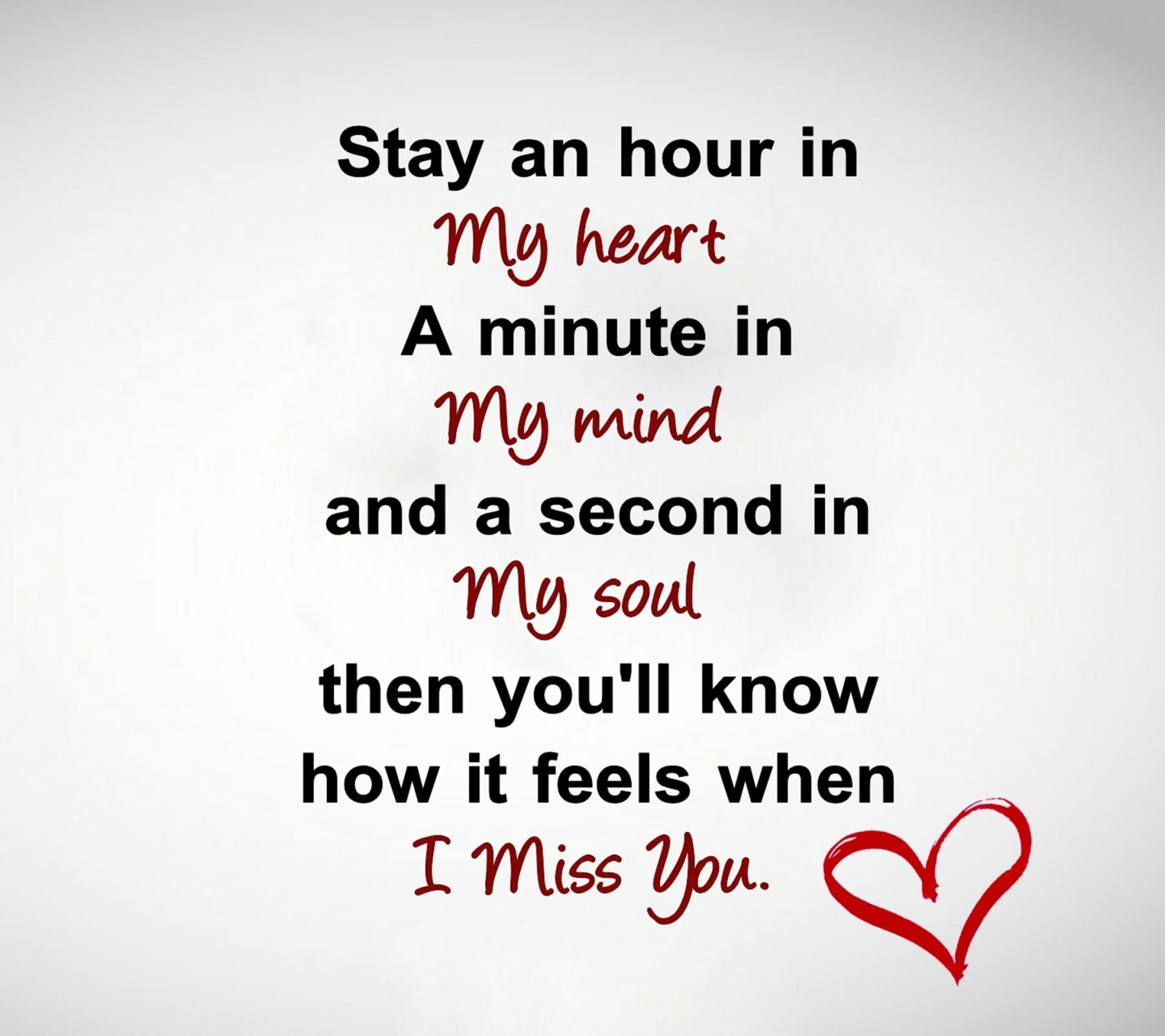 I Miss You Quotes Inspirational. QuotesGram