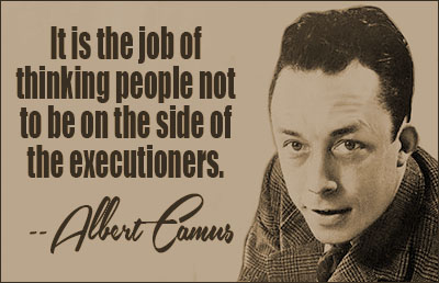 albert camuss philosophy of the absurd and existentialism in the stranger Albert camus: existentialism and absurdism  camus also addressed this in his  other famous book, the stranger, in which a man accepts the.