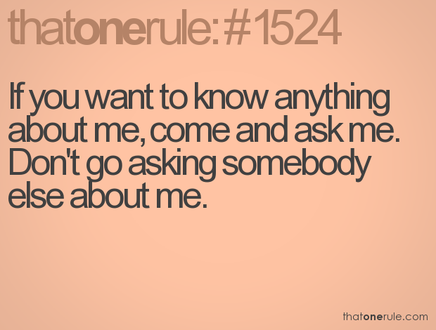 Ask Me Anything Quotes. QuotesGram