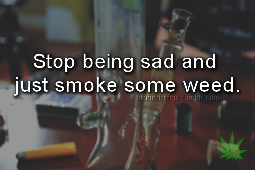 Quit Smoking Weed Quotes Quotesgram
