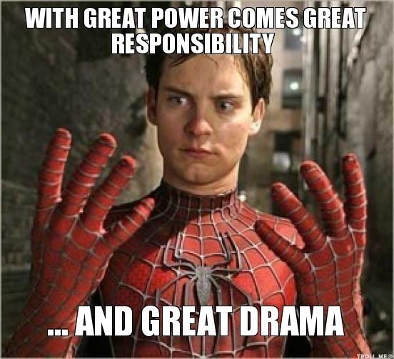 Spiderman movie meme - photo#48