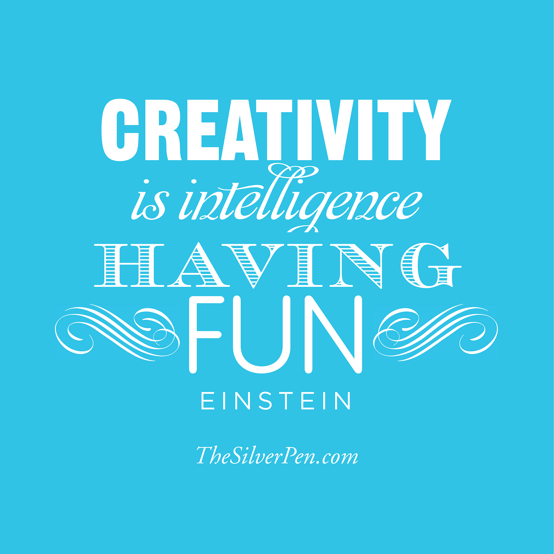 Best Creative Quotes: Einstein Creativity And Intelligence Quotes. QuotesGram