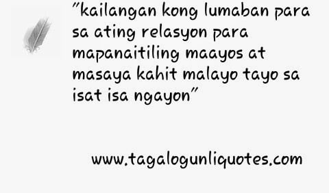 sweet long distance relationship tagalog quotes
