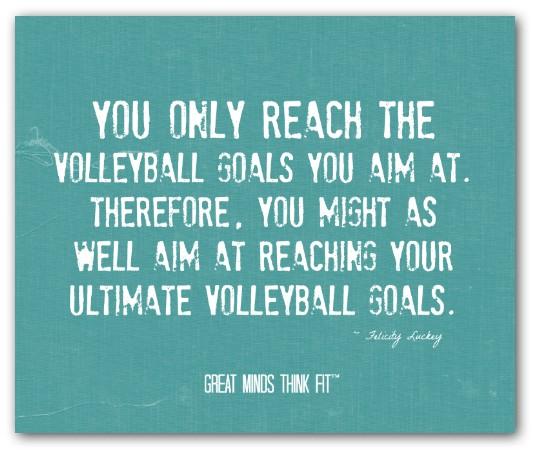 Motivational Team Quotes Volleyball: Teamwork Quotes Volleyball. QuotesGram