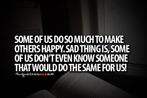 feeling unappreciated quotes relationship problems