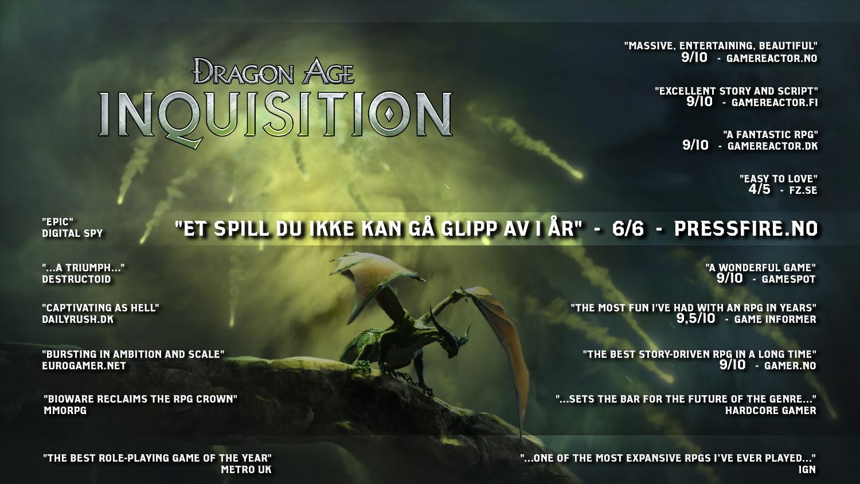 Inspirational Quotes Dragon Age Inquisition. QuotesGram