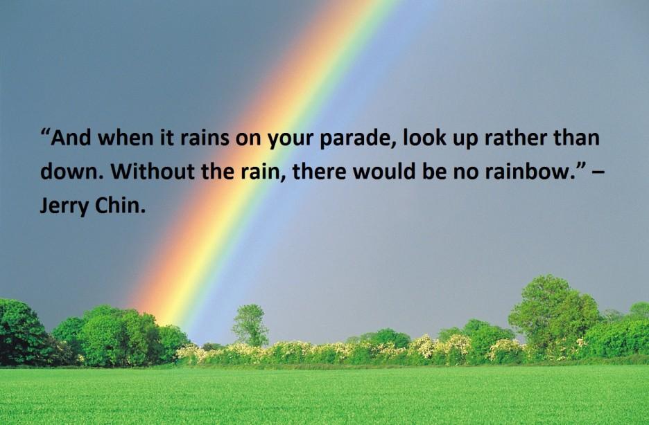 Rainbow Happy Quotes. QuotesGram